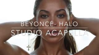 Beyoncé - Halo (Studio Acapella)