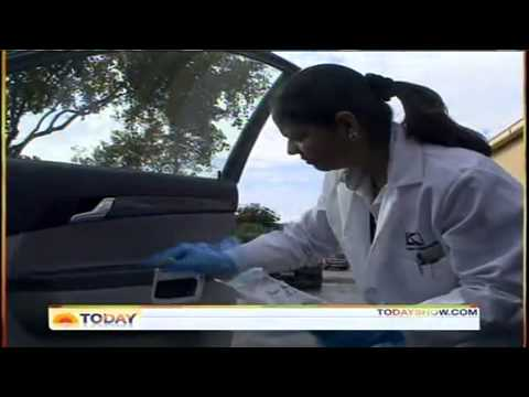 Today Show: Rental Cars - Secret Filth Exposed