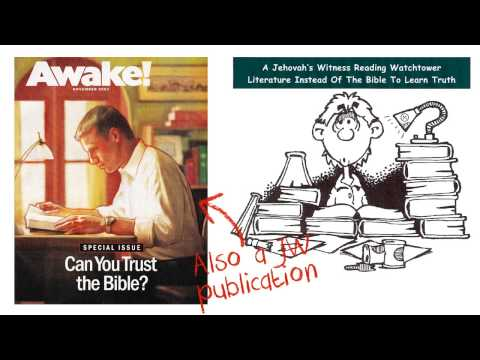 Are Jehovah's Witnesses Saved?