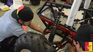 Pitt State Baja Team gears up for competition!