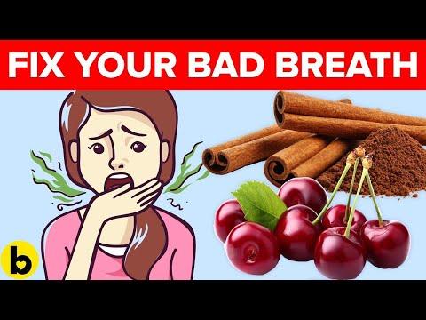 Бадеми, јогурт - храна што ќе ви помогне да се ослободите од непријатниот здив