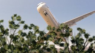 Survivor Shares Terrifying Moments Before Plane Crash