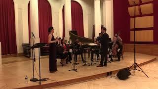 Carnegie Mellon Baroque Ensemble - J.S. Bach: Ochestral Suite No  2