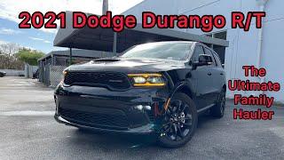 2021 Dodge Durango R/T - Is The New Durango Worth Buying