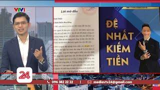 Điểm Tuần: NGÂY THƠ | VTV24