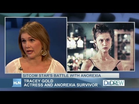 Tracey Gold's battle with anorexia - YouTube