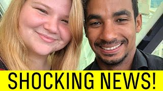 Nicole & Azan Have Surprising News from 90 Day Fiance.