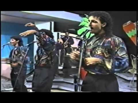 LOS KENTON (video 90's) - El Negro Del Swing - MERENGUE