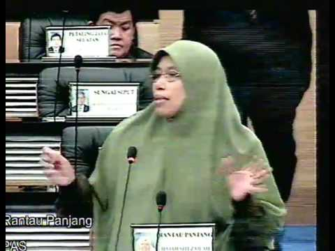MP PAS Rantau Panjang Bahas Titah Diraja 2016