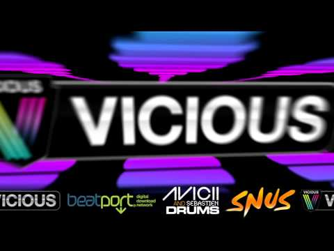 Avicii & Sebastien Drums - Snus [OFFICIAL PROMO VIDEO]