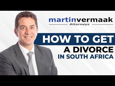 Divorce Lawyer Boksburg