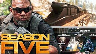 Modern Warfare: SEASON 5 Roadmap, Update, & More REVEALED!