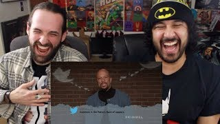MEAN TWEETS – Music Edition #4 - REACTION!!!