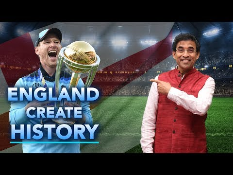 England v New Zealand - the greatest Final you'll ever see - Harsha Bhogle