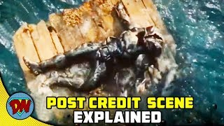 Aquaman Post Credit Scene   Explained in Hindi