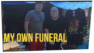 Veteran With Cancer Raises Money for His Own Funeral ft. Steven Lim