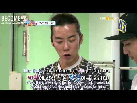 [B1SS] 120921 Hello Baby Season 6 with B1A4 - Episode 9 [3/4]