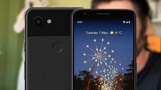 Video Google Pixel 3A Z2iAoCMSERY