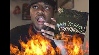 XXXTENTACION & Craig Xen - RUN IT BACK! (Audio)   Reaction