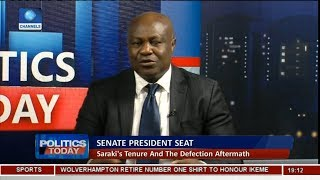 Ononuju Reveals The Only Way Saraki Can Be Impeached | Politics Today | - YouTube