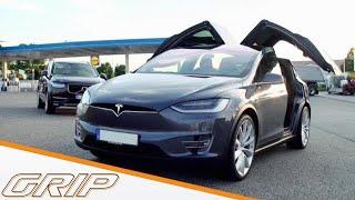 Diesel oder Elektro - was ist sparsamer? | GRIP