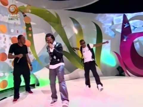 Baixar Negro Bué - Vou Morrer No Rap (feat. Double S & Abdiel) @ Sexto Sentido TV ZIMBO