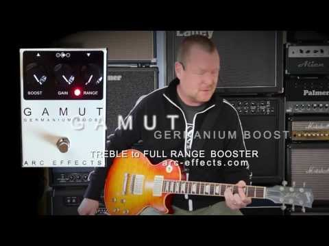 ARC Effects Gamut Germanium Boost Pedal
