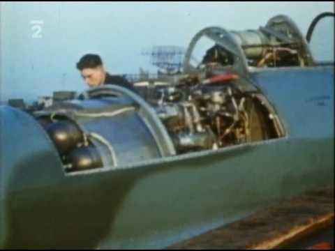 Storočie lietania - Príchod stíhačov (1939-1950)
