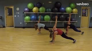 Closer (Postmodern Jukebox) -- Stretching (Dance Fitness/Zumba)