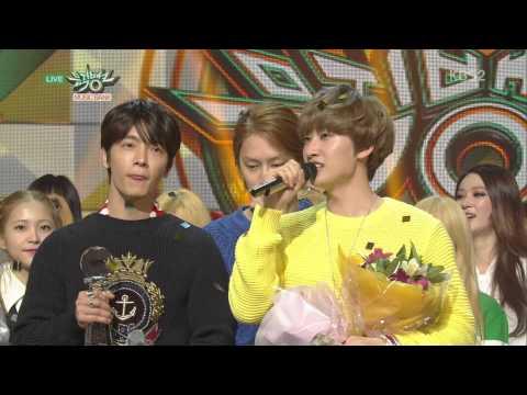 [150320] Red Velvet - Ending (Super Junior D&E No.1) (Music Bank)