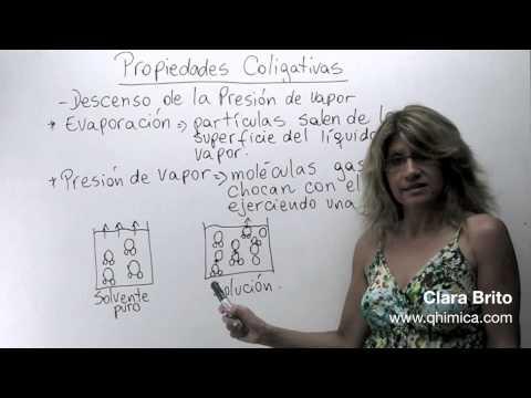 Propiedades coligativas 1