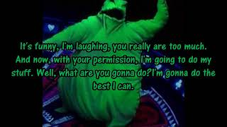 oogie boogie song from the nightmare before christmas soundtrack lyrics - Whats This Nightmare Before Christmas Lyrics