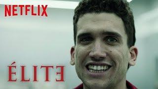Jaime Lorente's Laugh Track | Elite | Netflix