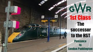 GWR First Class Review   Penzance to London