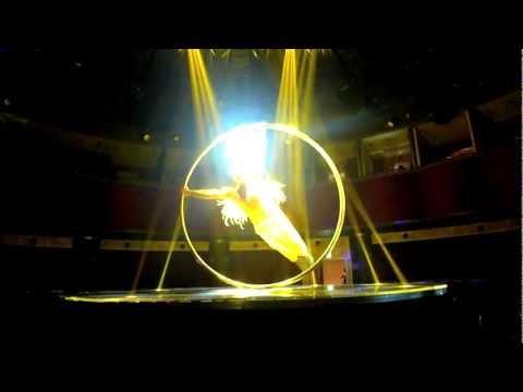 Zen Arts, Cyr Wheel Feature