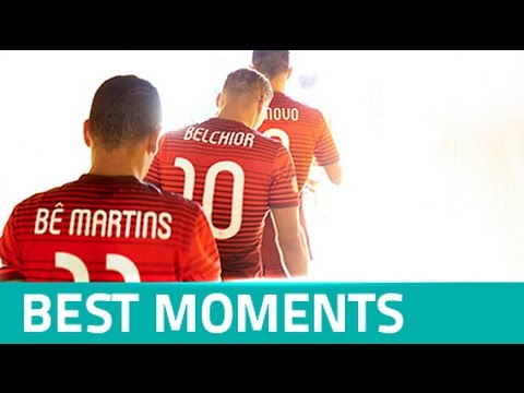 BEST MOMENTS - BSWW Mundialito and Women's Euro Beach Soccer Cup-Mundialito Cascais 2016