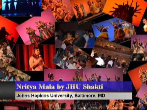 Pictures of Nritya Mala - Classical Indian Dance by JHU Shakti, Baltimore, MD, US
