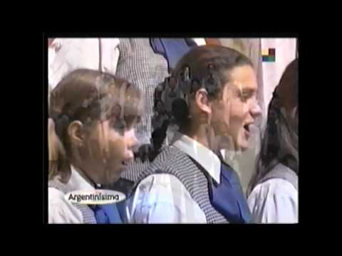 CARNAVALITO DE NOCHEBUENA de Gutierrez del Barrio CORO NACIONAL DE NIÑOS Argentina en 1999