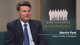 Rise of the Robots - Technology and the Threat of a Jobless Future: an interview with Martin Ford
