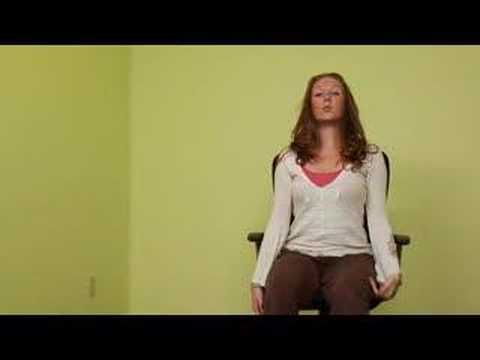office chair yoga stretches  office chair yoga spine