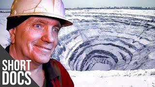 Diamond Mining - Inside the largest Mine in the World | Free Short Documentary