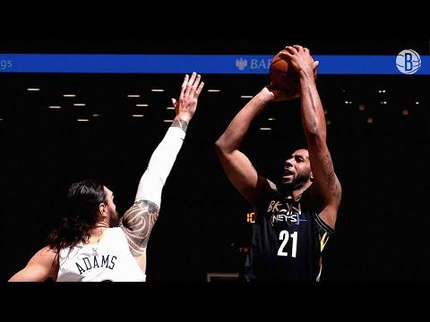 LaMarcus Aldridge Highlights   22 Points vs New Orleans Pelicans