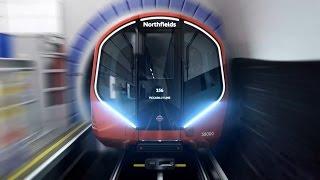 В Лондоне показали метро будущего