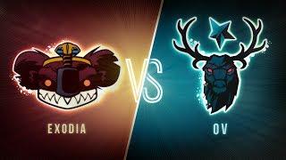 Exodia vs OV - DWS Winter 2018 - Journée 2