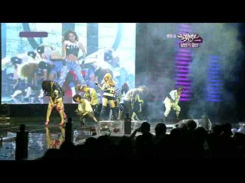 Female Idol Special Stage - Chitty Chitty Bang Bang ( Jun,25,10 )