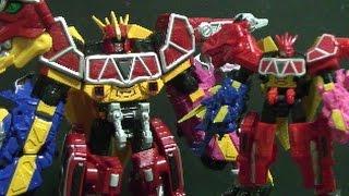 đồ chơi siêu nhân khủng long Power Rangers Dino Charge Toys 파워레인저 다이노포스 장난감