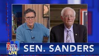 """""""If You Have Ideas, We Want To Hear Them"""" - Sen. Sanders To GOP On Climate Change"""