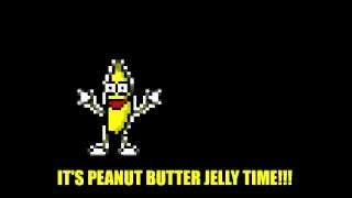 It's Peanut Butter Jelly Time!!!