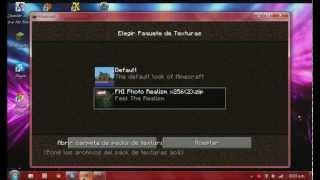 Descargar e Instalar packs de texturas para Minecraft 1.5.2 BIEN EXPLICADO