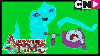Adventure Time | Finn's Dangerous Sleepwalking | The Vault | Cartoon Network